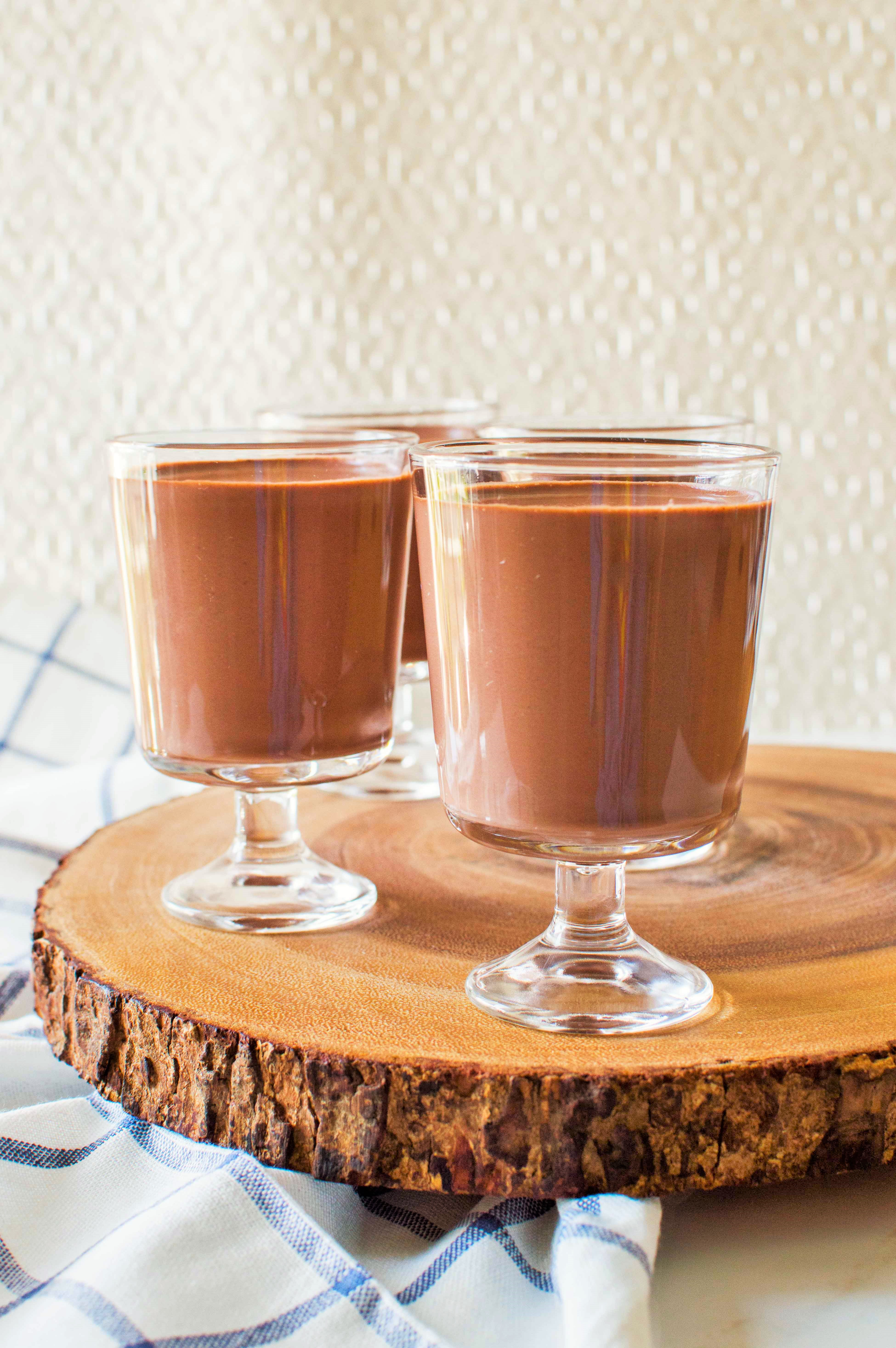 chocolate panna cotta chocolate connie. Black Bedroom Furniture Sets. Home Design Ideas